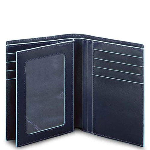 Мужской портмоне Piquadro Bl Square с RFID защитой , фото