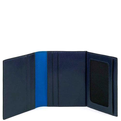 Портмоне Piquadro Bold с отделением и RFID защитой , фото