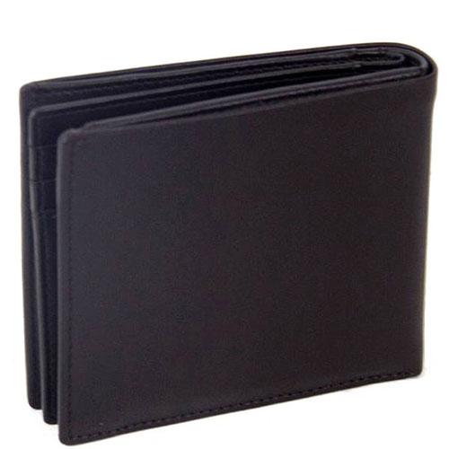 Портмоне Piquadro Tag с отделением для монет коричневого цвета, фото