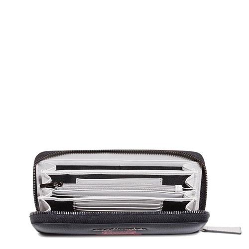 Женский кошелек Tosca Blu с вышивкой в виде мишки, фото