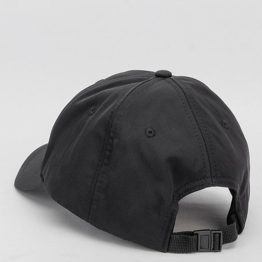 Черная кепка Kenzo с логотипом