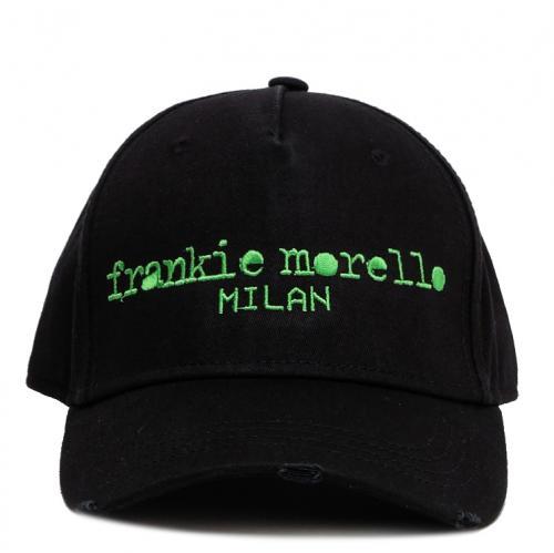 Бейсболка Frankie Morello с вышивкой, фото