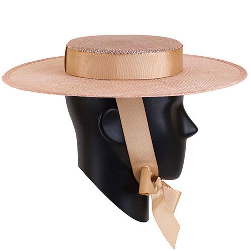 Женская шляпа Shapelie Скарлет розового цвета, фото