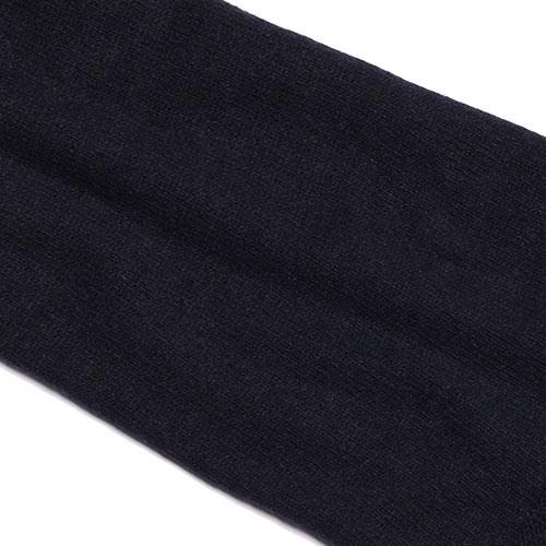 Шерстяной палантин Fattorseta синего цвета, фото