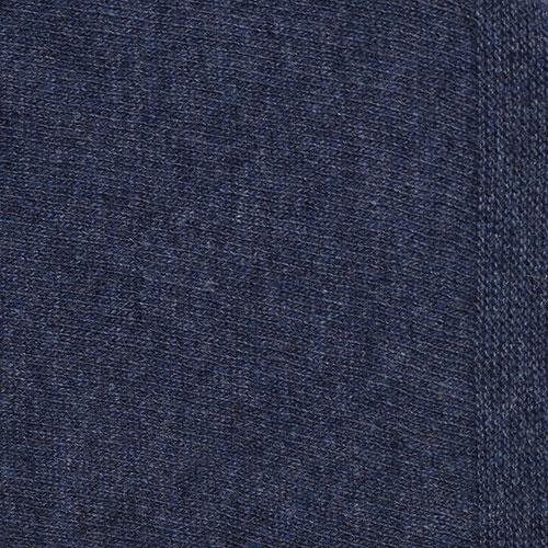 Палантин Fattorseta из шерсти синего цвета, фото
