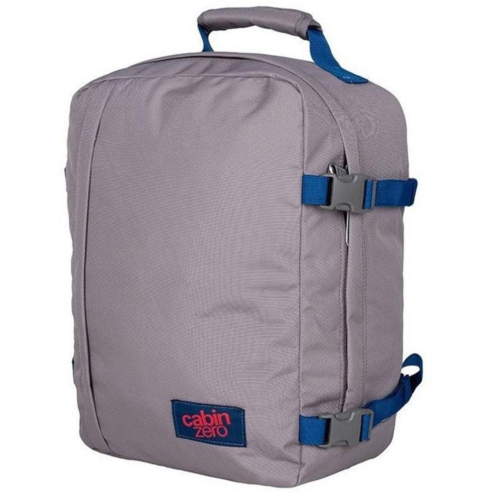 Серая сумка-рюкзак CabinZero 28л