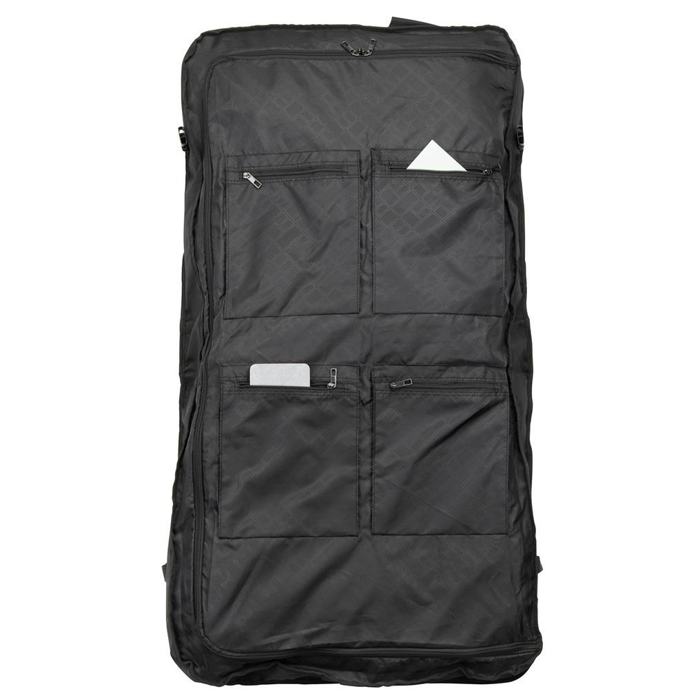 Портплед для одежды Travelite Mobile черного цвета