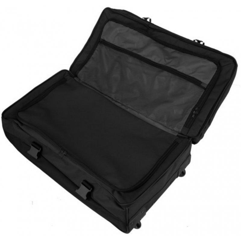 Дорожная сумка на колесах 78x40x30см Travelite Basics черного цвета