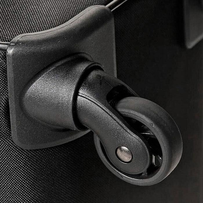 Маленький чемодан 36x54x20см Travelite Orlando серого цвета