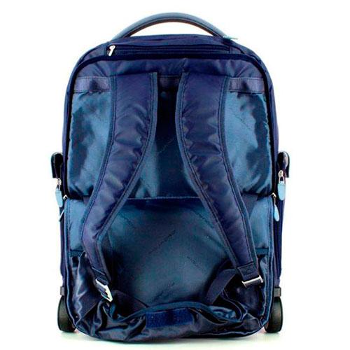 Чемодан Piquadro Coleos 53х38х21см синего цвета, фото