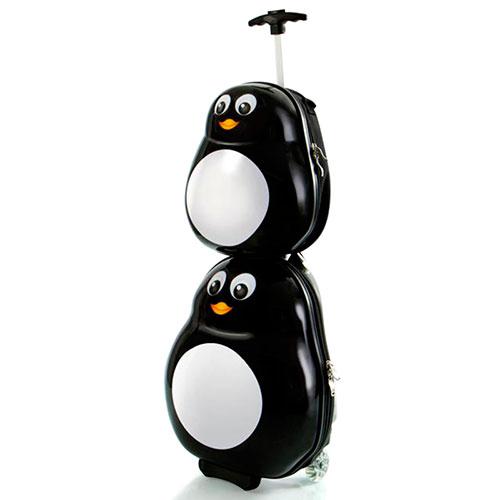 Чемодан детский Heys Travel Tots Penguin с рюкзаком, фото