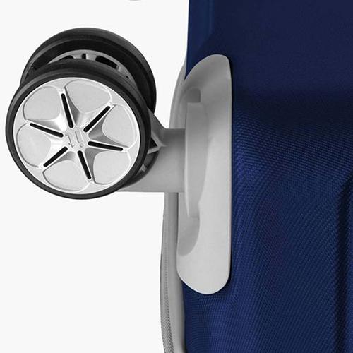 Синий чемодан IT Luggage Outlook Dress Blues 55х35х23см, фото