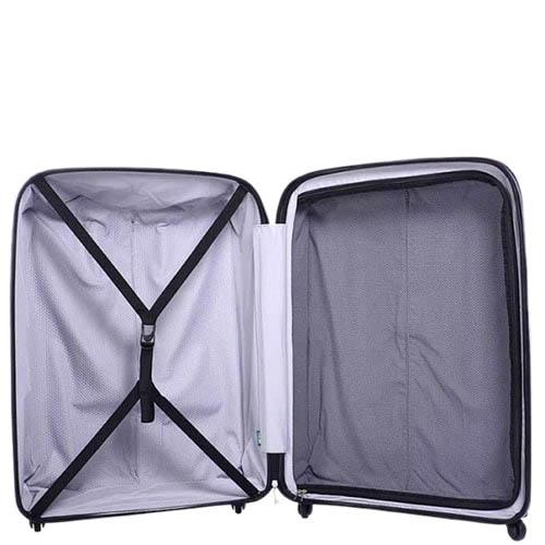 Дорожный фиолетовый чемодан 56x82,5x32см Lojel Streamline очень большого размера, фото
