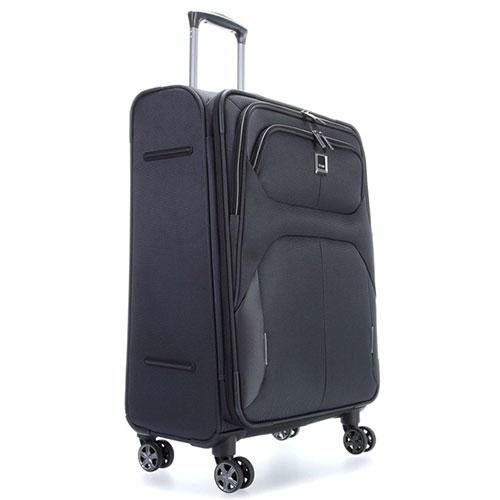 Средний чемодан 42x68x28-32см Titan Nonstop серый, фото