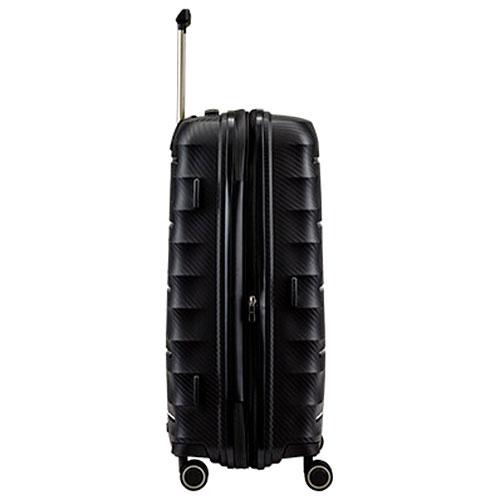 Большой чемодан 52x76x32см Titan Highlight черный, фото