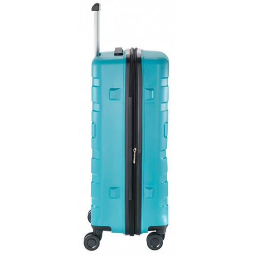 Средний чемодан 45x67x27-31см Travelite Kosmos с тележкой, фото