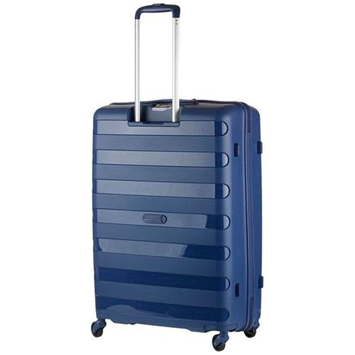 Чемодан Travelite Nova синего цвета 50x75x30см, фото