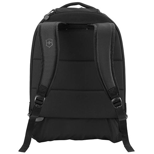 Черный рюкзак на колесах Victorinox Vx Sport Wheeled Scout, фото