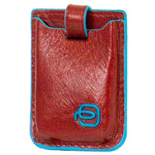 Брелок-трекер Piquadro Bl Square красного цвета, фото