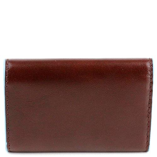 Ключница Piquadro Bl Square коричневого цвета, фото